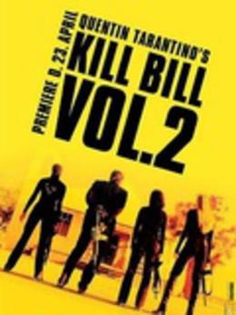 杀死比尔2高清海报