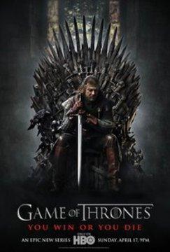 权力的游戏第一季高清海报