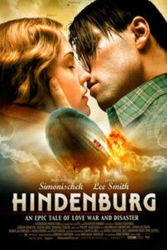 兴登堡:末日航班高清海报