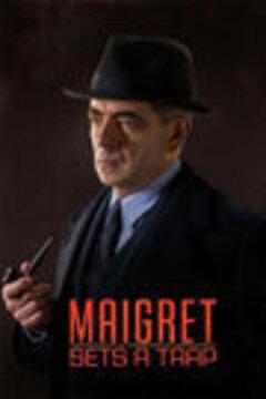 梅格雷探案高清海报