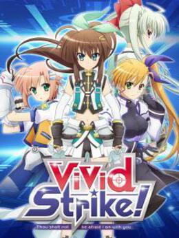 ViVid Strike! OVA高清海报