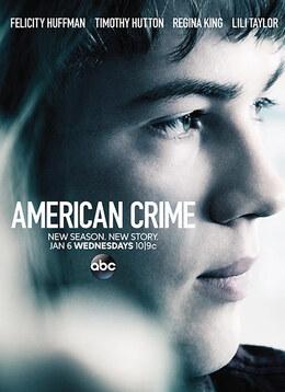 美国罪恶第2季高清海报