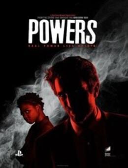 超能力第2季高清海报
