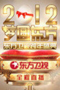 梦圆东方·东方卫视跨年盛典 2012高清海报