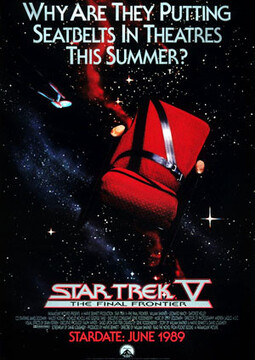 星际旅行5:终极先锋高清海报