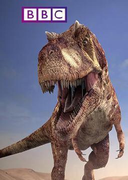BBC:恐龙星球高清海报