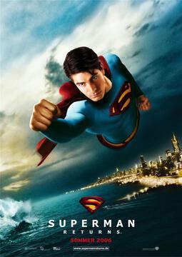 超人归来高清海报