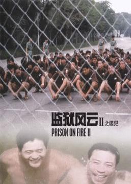 监狱风云2:逃犯高清海报