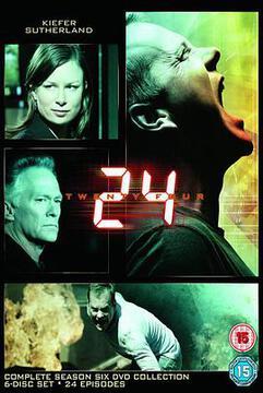 24小时第六季高清海报