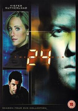 24小时第四季高清海报