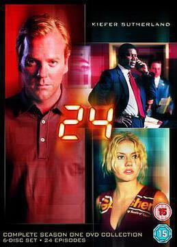 24小时第一季高清海报