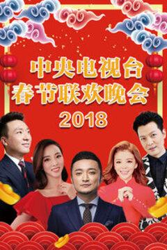中央电视台春节联欢晚会 2018高清海报