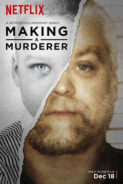 制造杀人犯/制造凶手第二季高清海报
