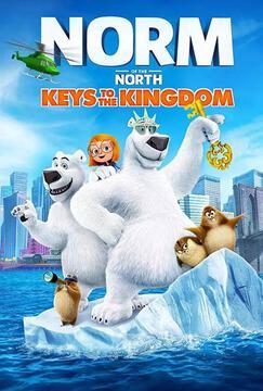 北极熊诺姆:王国之匙高清海报