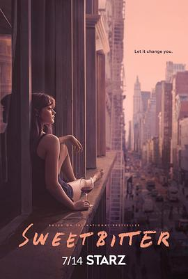 苦甜曼哈顿第二季高清海报