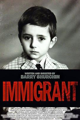移民者高清海报