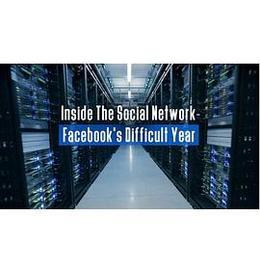 深入社交网络:Facebook困难的一年高清海报