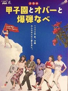 甲子园与老婆婆与炸弹锅高清海报