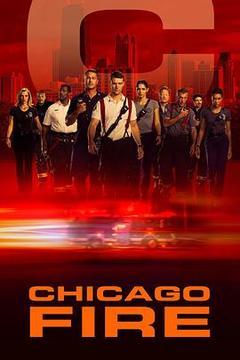 芝加哥烈焰第八季高清海报