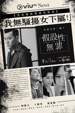 假设性无罪粤语高清海报