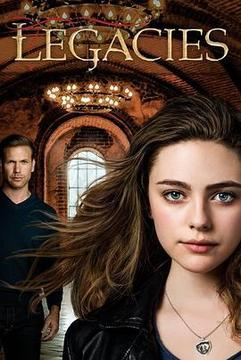 吸血鬼后裔第二季高清海报