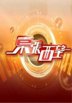 东张西望2019高清海报