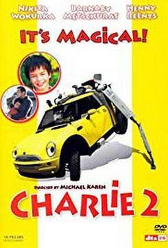 查理2号高清海报