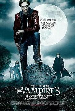 奇趣马戏团:吸血鬼的助手高清海报