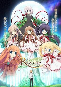 Rewrite高清海报
