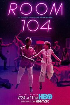 104号房间第四季高清海报