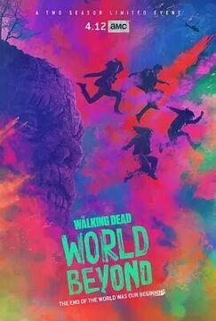行尸走肉:超越世界第一季