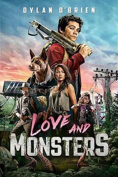 爱与怪物高清海报