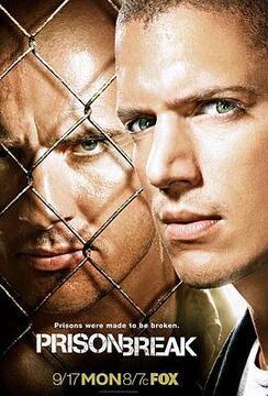 越狱第三季高清海报
