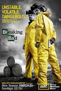 绝命毒师第三季高清海报