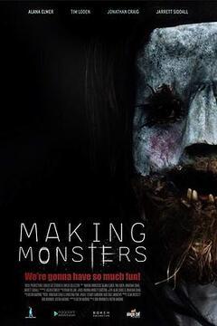 制造怪物高清海报