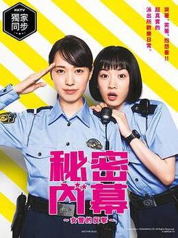 女子警察的逆袭高清海报