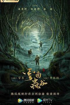 云南虫谷高清海报