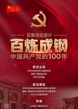 百炼成钢中国共产党的100年