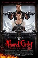 韩赛尔与格蕾特:女巫猎人