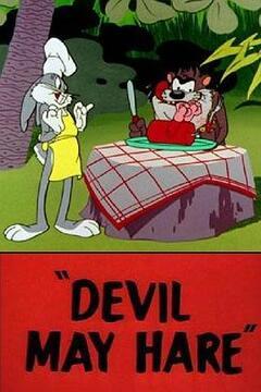 兔八哥遇上大嘴怪